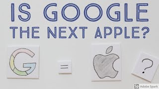 Is Google trying to be like Apple?