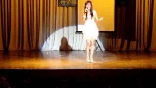 [FTUZONE] Em Trong Mắt Tôi (live @ Tour Guide Contest 2011) - Rachel Ái Phương