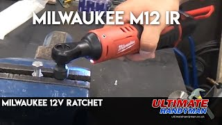 Milwaukee 12v Ratchet | Milwaukee M12 IR