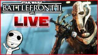 Star Wars mit euch! 🔴 Star Wars: Battlefront II // PS4 Livestream