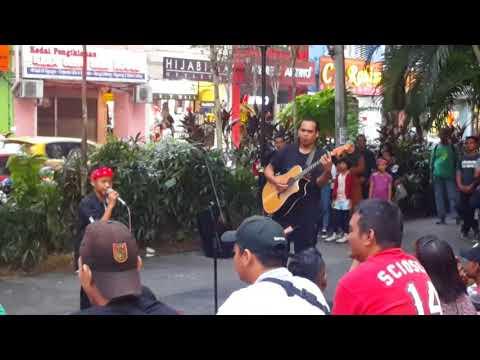 KAREN Adik Fahmi Cover Lagu SENDIRI-MAY