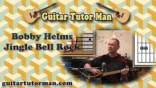 Baixar Jingle Bell Rock - Bobby Helms - Acoustic Guitar Lesson