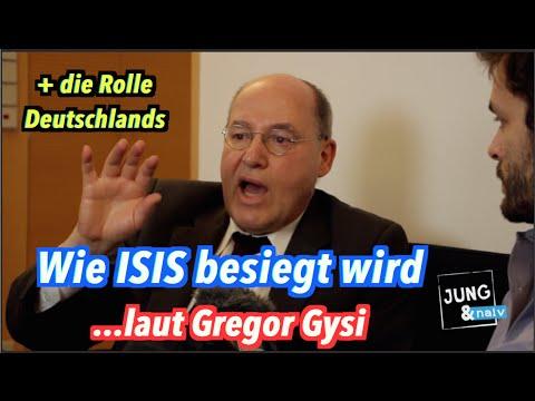 Wie sich ISIS besiegen lässt - laut Gregor Gysi