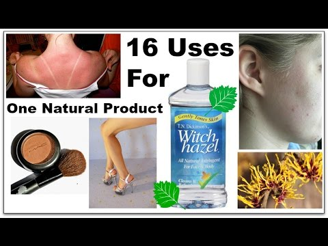 16 BEAUTY HACKS - One AMAZING NATURAL Product