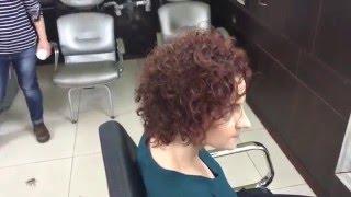 Укладка на короткие волосы долговременная в домашних условиях: фото и видео инструкция
