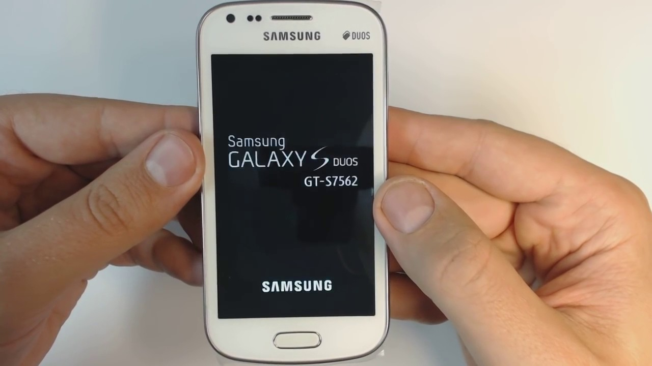 Samsung Galaxy S Duos S7562 How To Remove Pattern Lock By