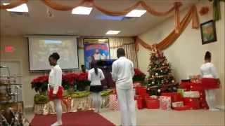Tamia Tomorrow Praise Dance by The Divine Healer