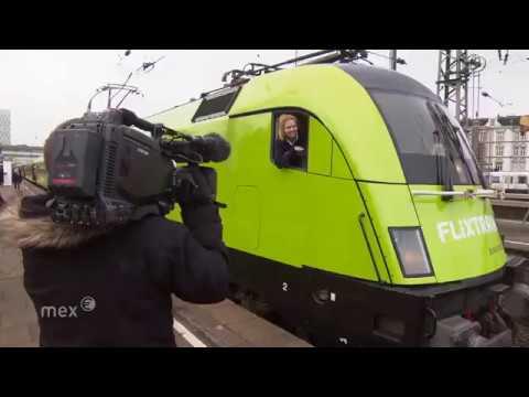 Schnellzug: Flixtrain vs. Deutsche Bahn