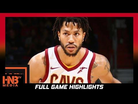 Cleveland Cavaliers vs Milwaukee Bucks Full Game Highlights / Week 4 / 2017 NBA Season