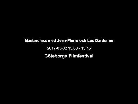 Masterclass med JeanPierre och Luc Dardenne
