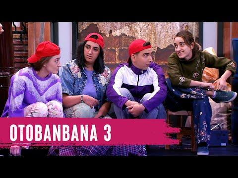 Otobanbana 3 (91.Bölüm) - Çok Güzel Hareketler 2