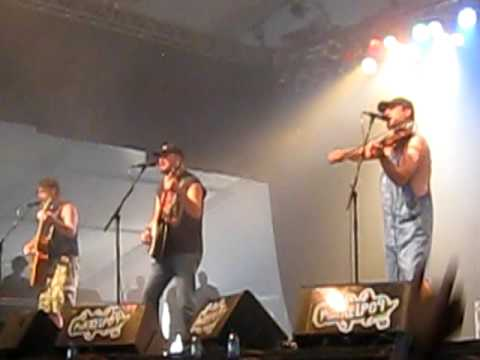 HAYSEED DIXIE-YOU SHOOK ME ALL NIGHT LONG ( AC/DC )