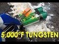 5,000°F Tungsten Cube Vs Bug Repellent