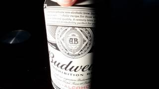 Budweiser Prohibition Brew Beer Review(, 2016-06-20T03:59:49.000Z)