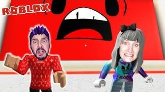Roblox: LASS DICH NICHT VON DER WAND ZERMATSCHEN! KAAN & NINA WERDEN ZERDRÜCKT! Be Crushed by A Wall