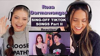 Download Mp3 Reza Darmawangsa SING OFF TIKTOK SONGS Part II REACTION