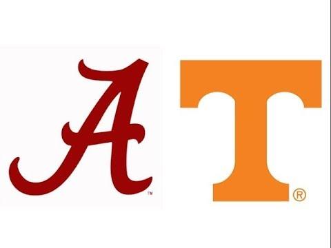 2018 #1 Alabama at Tennessee (Highlights)