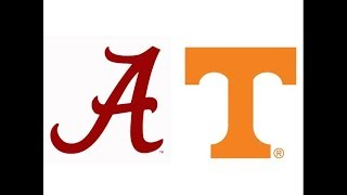2018 #1 Alabama at Tennessee (Highlights)