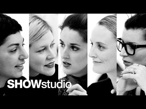 Valentino - Spring / Summer 2018 Panel Discussion