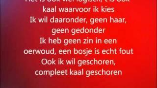 Lawineboys ft Dj Jerome - Sex met die kale (met tekst)