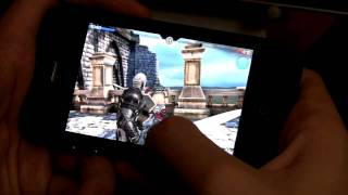 Infinity Blade App Gameplay & Review