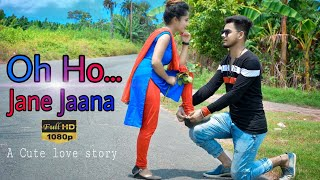 Oh Oh Jane Jaana korean mix || A Cute Love Story || New Song 2019 By Xraj
