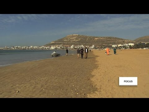 Morocco sees drop in tourist numbers