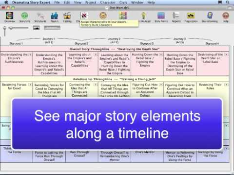 introducing dramatica story expert youtube