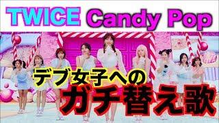 Baixar 【TWICE】Candy Popの替え歌をデブネタで作ってみた【ONCE閲覧注意】