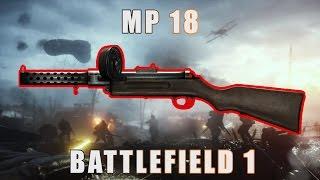 MP 18 | Battlefield 1