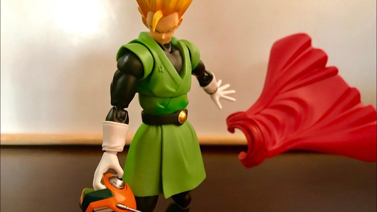 S.H Figuarts Dragon ball Z Great Saiyaman Son Gohan Action Figure New In Box