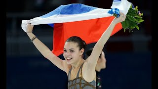 NBC Sports США фигуристка Аделина Сотникова завершила спортивную карьеру NBC Sports США
