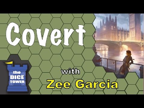 Covert Review - with Zee Garcia. http://bit.ly/2ZzwOCD