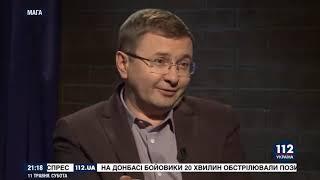 Интервью Савика Шустера Петру Маге на 112 канале, 11/05/2019