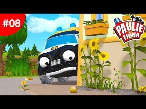 Paulie y Fiona | El ladrón misterioso | Caricaturas para Niños | Caricaturas en Español