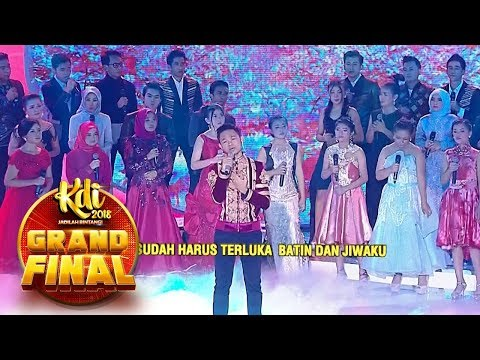 KEREN! Abi Ft  Kontestan KDI 2018 [CINTA TERLARANG] - Grand Final KDI (2/10) Mp3