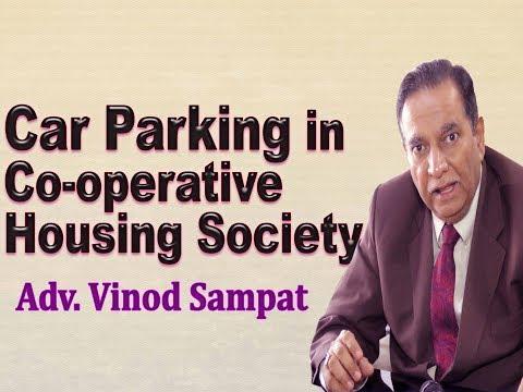 Car Parking in Co-operative Housing Society : Adv. Vinod Sam