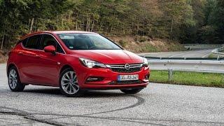 Nowy Opel Astra (2015) - premiera i pierwsze wrażenie [PL]
