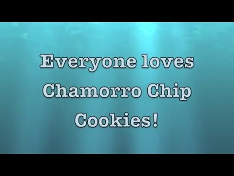 Chamorro Chip Cookies Advertisement