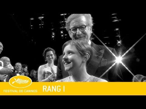 THE BFG  Rang I  VO  Cannes 2016