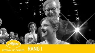 THE BFG - Rang I - VO - Cannes 2016