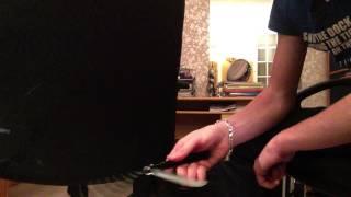 Tuto couteau Papillon #4 Trick en huit
