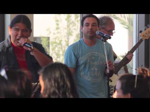 Rogue Scholars - Proud Mary (Elvis Cover Live @ Valencia State College )