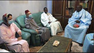 Une délégation de la Fondation Mouhamed VI reçue à la Direction Générale de  Hizbut-Tarqiyyah.