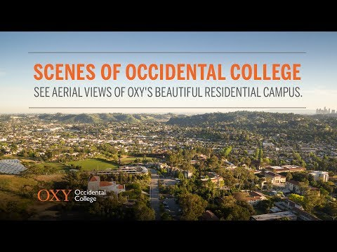 Scenes of Occidental