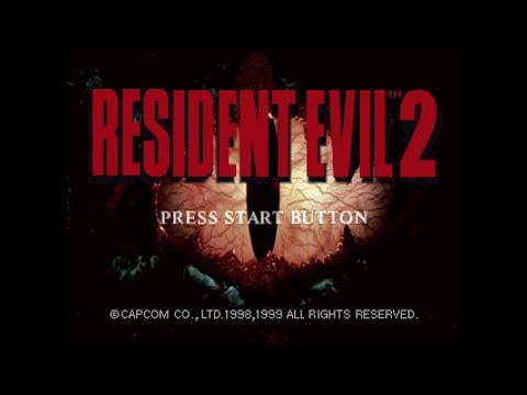 Resident Evil 2 - PCSXR-PGXP/Pete'sOGL2 xBRZ TWEAK | Waooz com