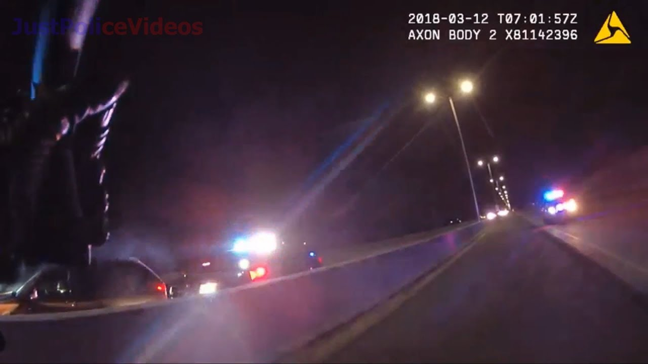 One Hour Standoff With Police On Highway Ends Fatally