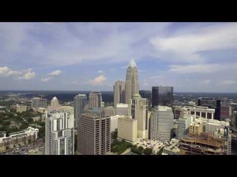 Aerial Charlotte NC