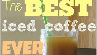 How To : Make Iced Coffee