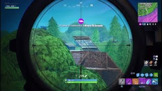 First Game on Smurf Account - Fortnite PS4